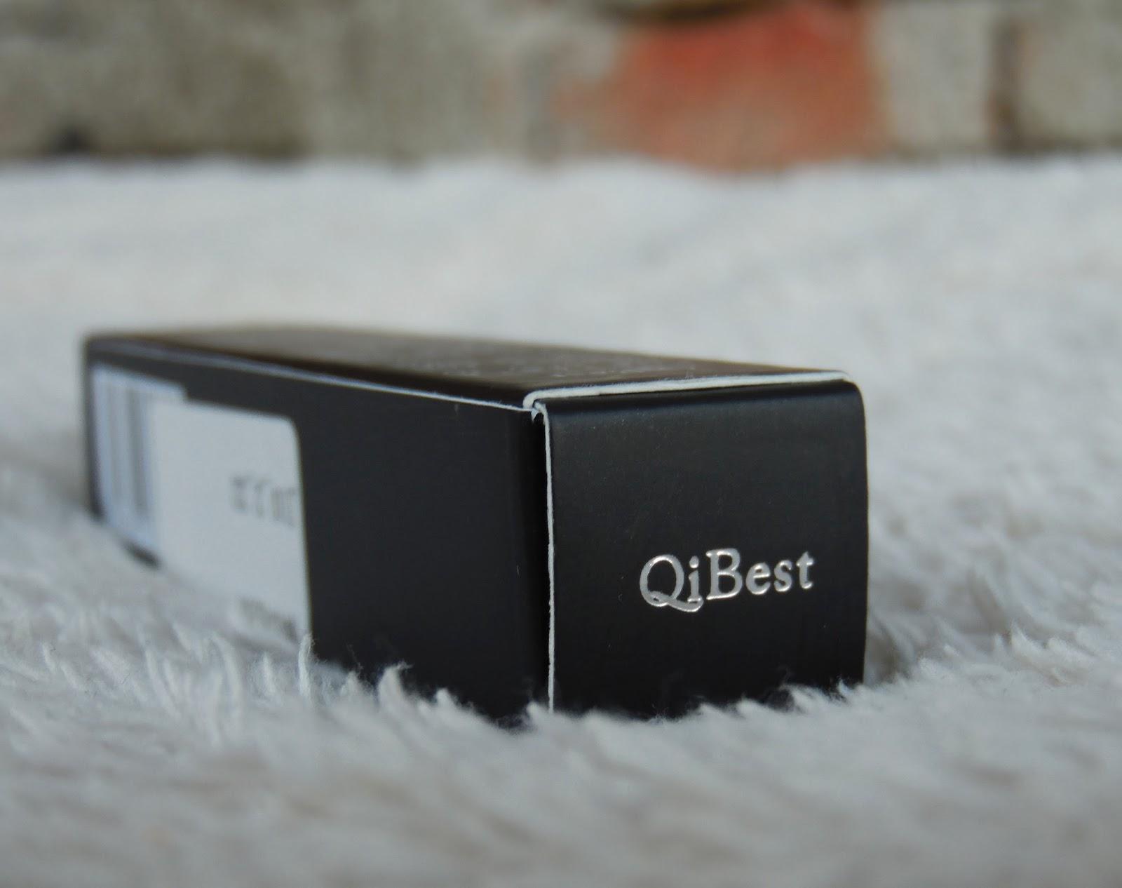 QiBest tekući mat ruževi u nijansama 606 & 607