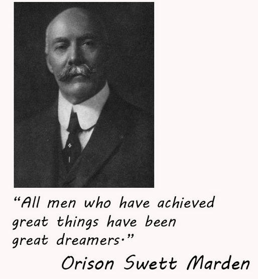 Quote by Swett Marden