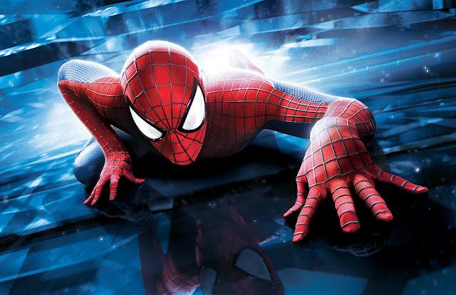 Desenhos do Homem Aranha para Colorir e Imprimir – Spiderman Marvel