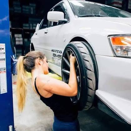 Menentukan Tekanan Ban Mobil yang Baik dan Benar