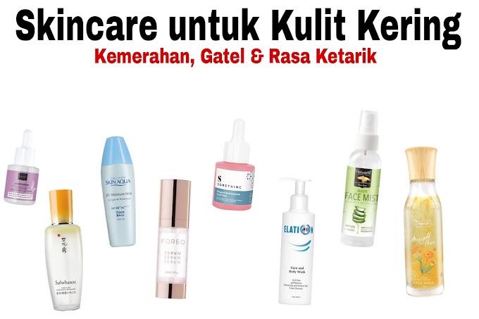 Skincare Untuk Mengatasi Kulit Kering