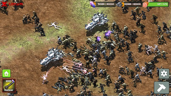 Zombie Rush: Extinction Apk+Data Free on Android Game Download