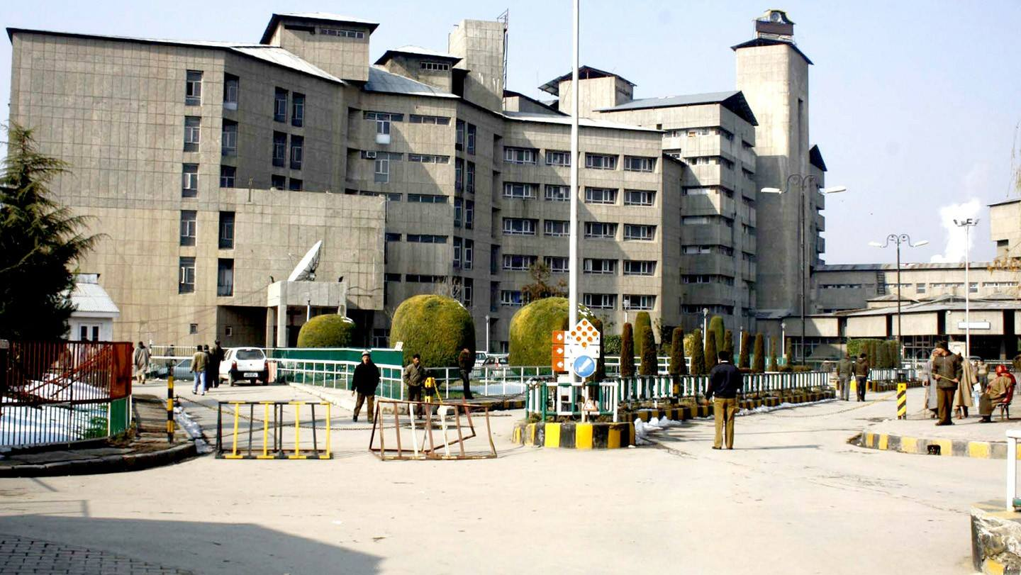 Sher-e-Kashmir Institute of Medical Sciences Soura