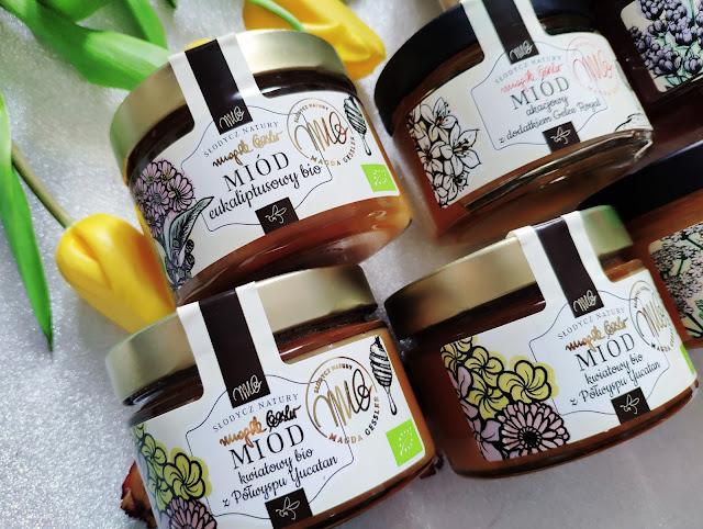 Miód to zdrowie - Przegląd miodów ze sklepu Złota Kraina