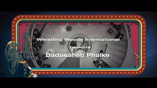 Whistling woods international pays tribute to Dadasaheb Phalke to commemorate his 150th birth anniversary   #NayaSaberaNetwork