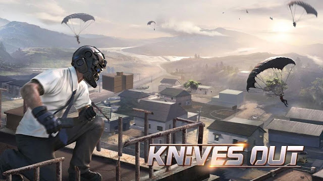 Download Knives Out (versão de PUBG para android) - Android