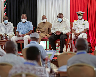 Universal Health Care in Kenya