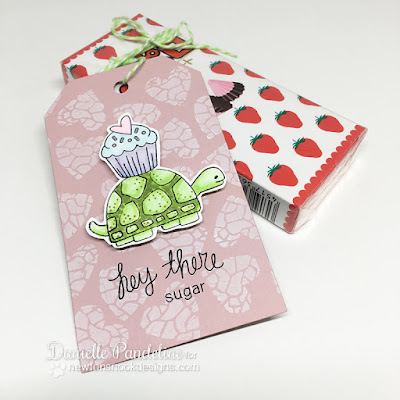 Sweet Treats Blog Hop | Newtons Nook Designs | Created by Danielle Pandeline