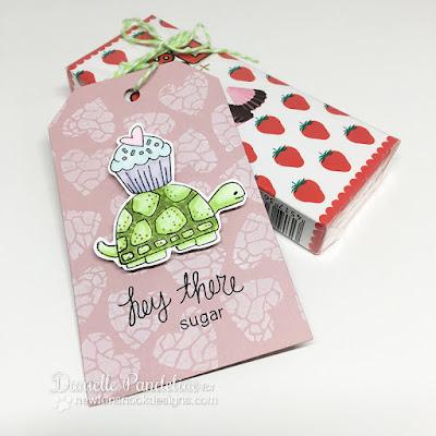 Sweet Treats Blog Hop | Newtons Nook Designs | Created by Danielle Pandeline