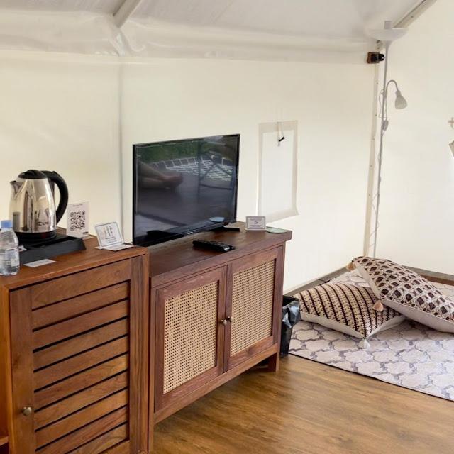 Harga Penginapan Giri Wanara Camping Resort Jogja