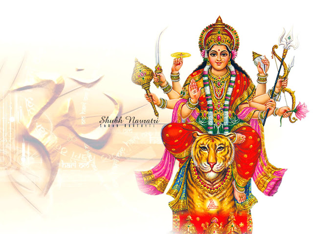 Shubh Navratri Wallpapers