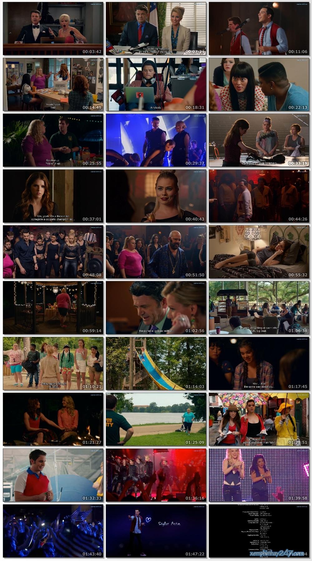 http://xemphimhay247.com - Xem phim hay 247 - Sự Nổi Loạn Hoàn Hảo - Những Cô Nàng Cá Tính 2 (2015) - Pitch Perfect 2 (2015)