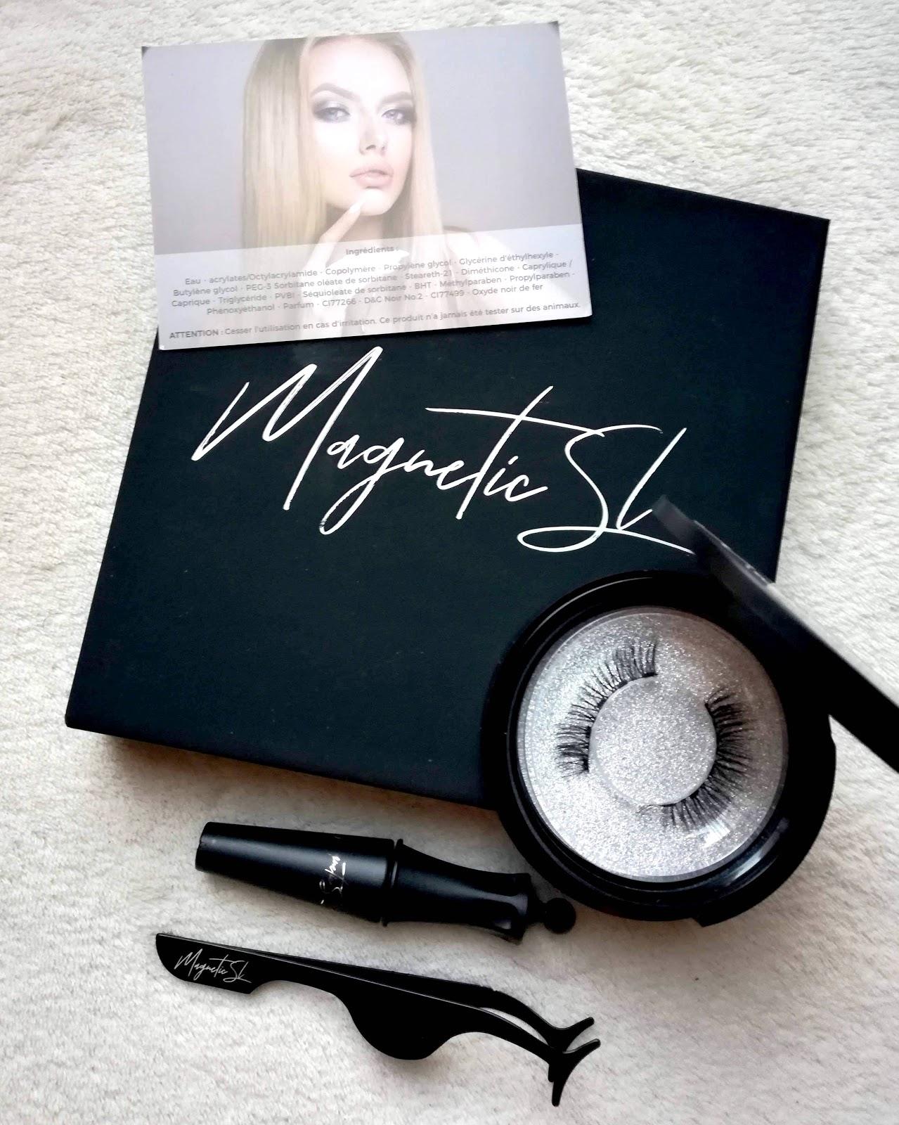 Faux cils Magnetic SL