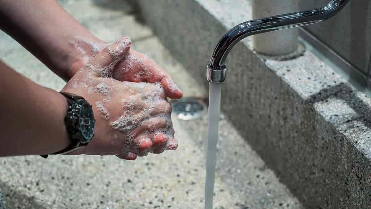 Uso de máscara e higiene das mãos
