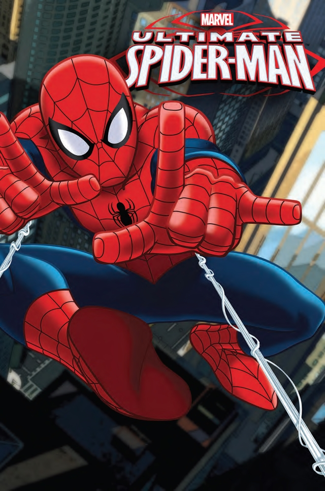 Ultimate Spider-Man Se...
