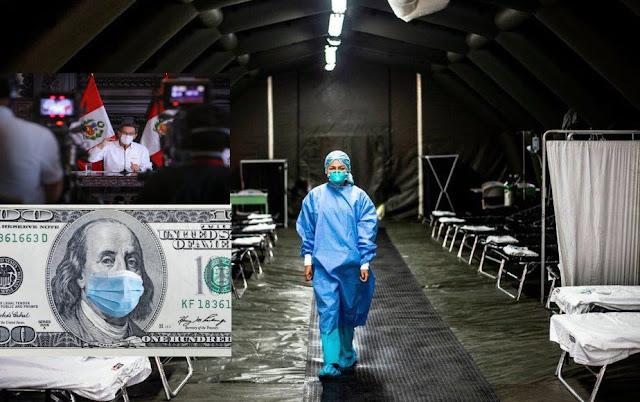 Dólar sube en Perú
