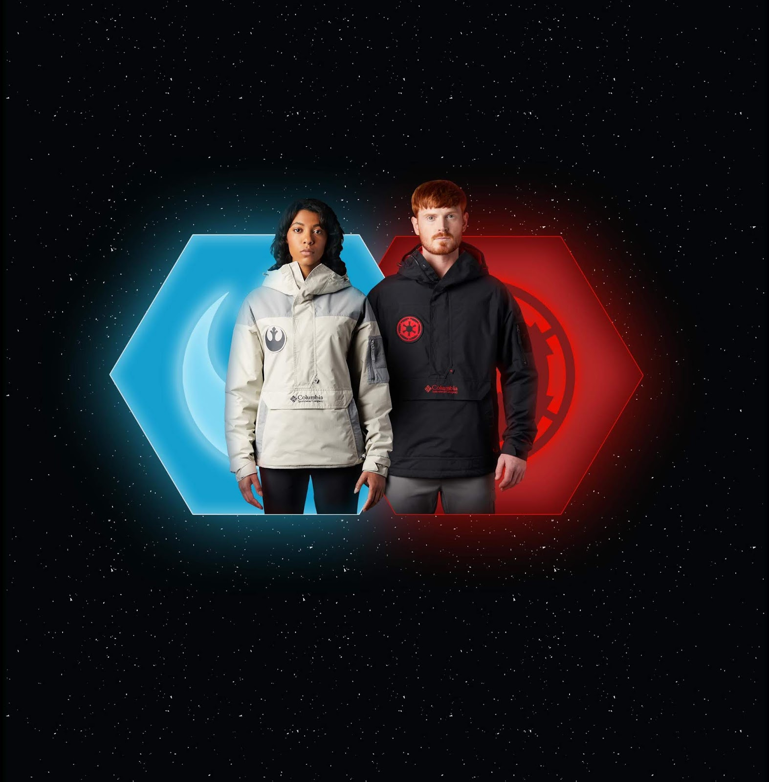 Columbia Sportswear präsentiert die neue Challenger™ Jacket in der Star Wars™ Force Edition