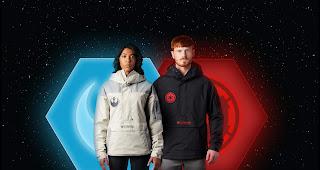 Columbia Sportswear präsentiert die neue Challenger™ Jacket in der Star Wars™ Force Edition