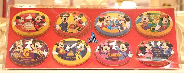 香港迪士尼樂園 Mickey Through Anniversaries, 商品系列, Happy Memories to 15th Anniversary, Disney, HKDL, 香港迪士尼樂園, Hong Kong Disneyland, Mickey Mouse, Castle of Magical Dreams, 奇妙夢想城堡
