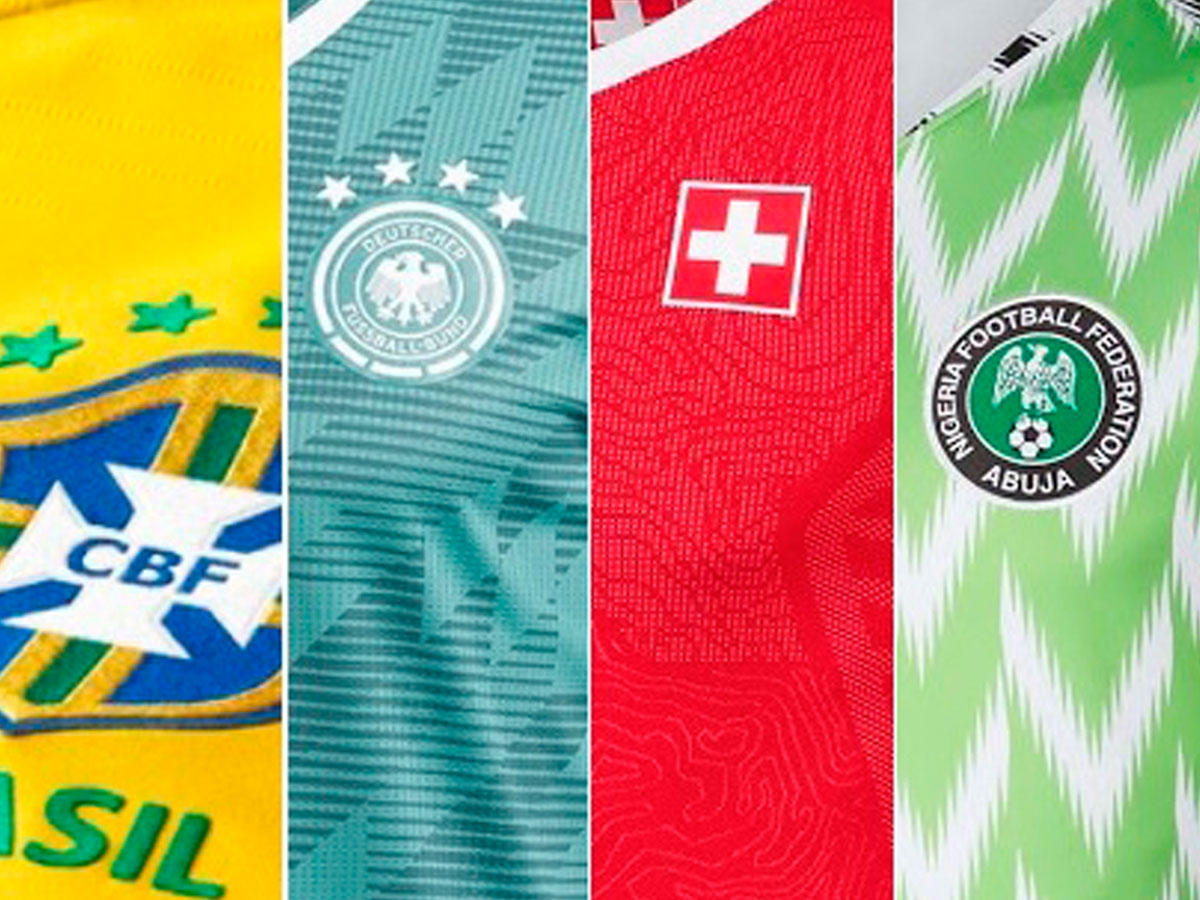 Jersey 32 Negara Peserta Piala Dunia 2018 Ini Jersey Piala