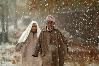 Fresh snowfall in Gulmarg, other higher reaches in Kashmir