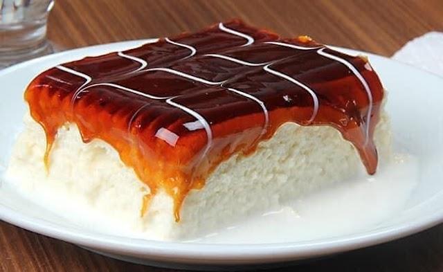 حلوي التريليتشا التركيه