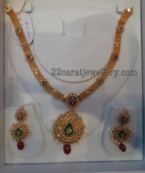 gold aurams designs at 40 grams