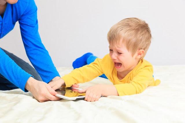 Ikuti 5 Tips Ampuh Mengatasi Anak Tantrum