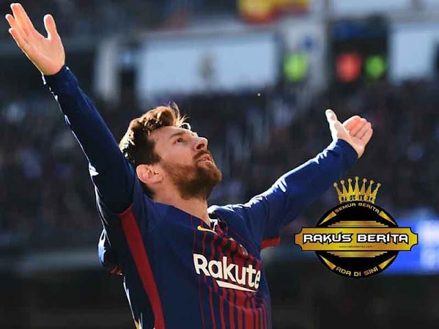 Lionel Messi Menuju Singgasana La Liga