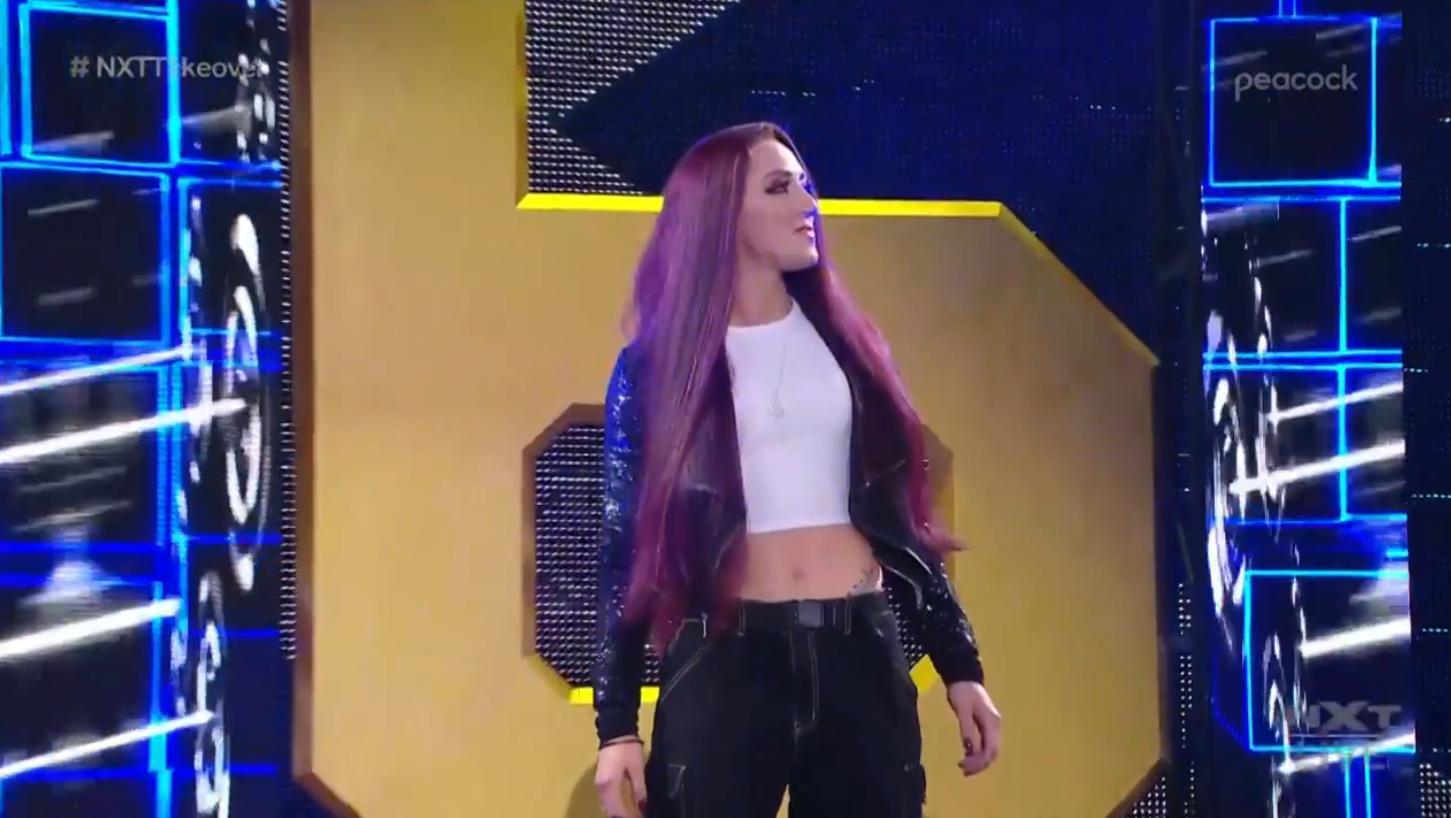 Kay Lee Ray deverá ser parte fixa do WWE NXT
