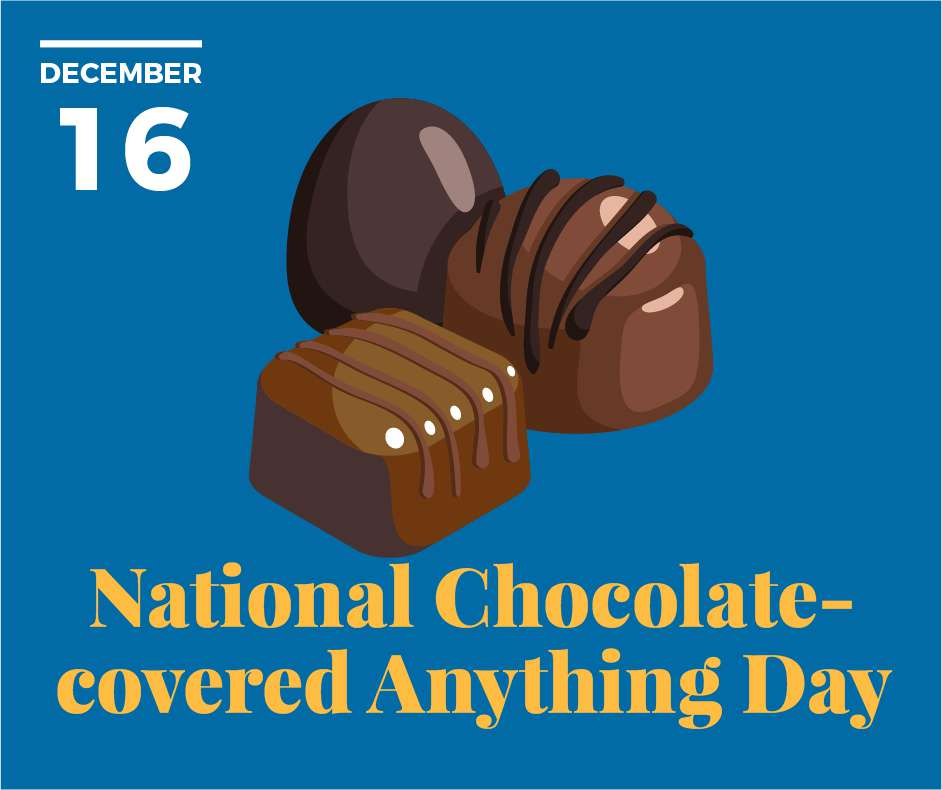 National Chocolate Covered Anything Day Wishes pics free download