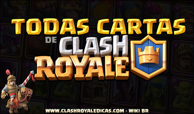 Cartas Clash Royale Wiki