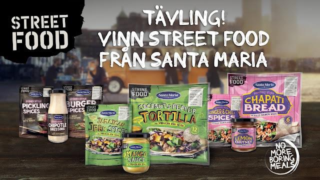 Street Food Santa Maria