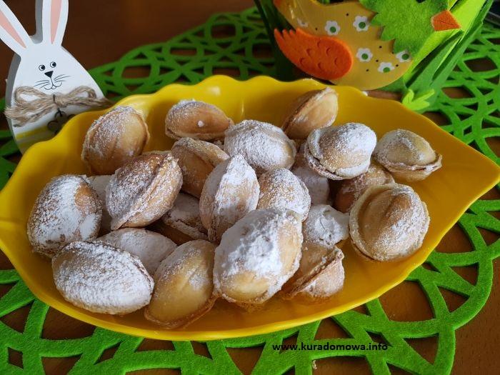 orzeszki ciasteczka