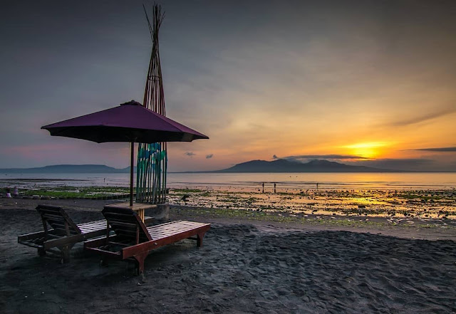 Harga Tiket Masuk Dan Lokasi Pantai Cacalan Banyuwangi