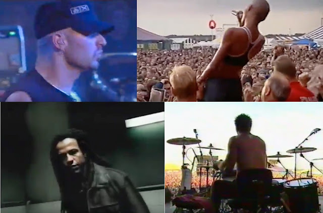 Skunk Anansie share live video for 'Charlie Big Potato'