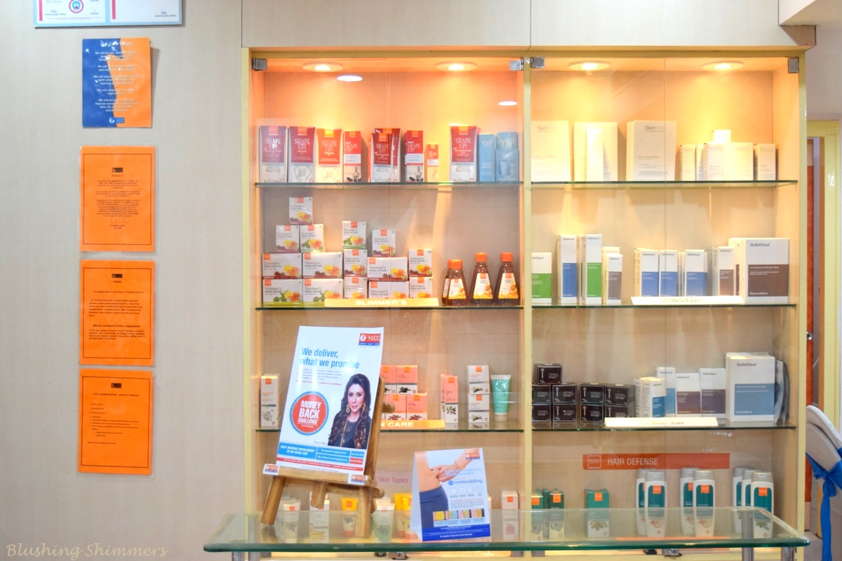 Personal Care Products at VLCC