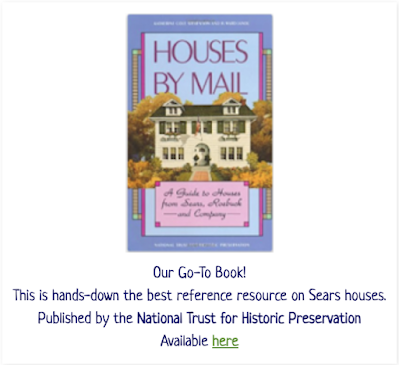 Katherine Cole Stevenson and H. Ward Jandl's book about Sears kit houses, Houses By Mail