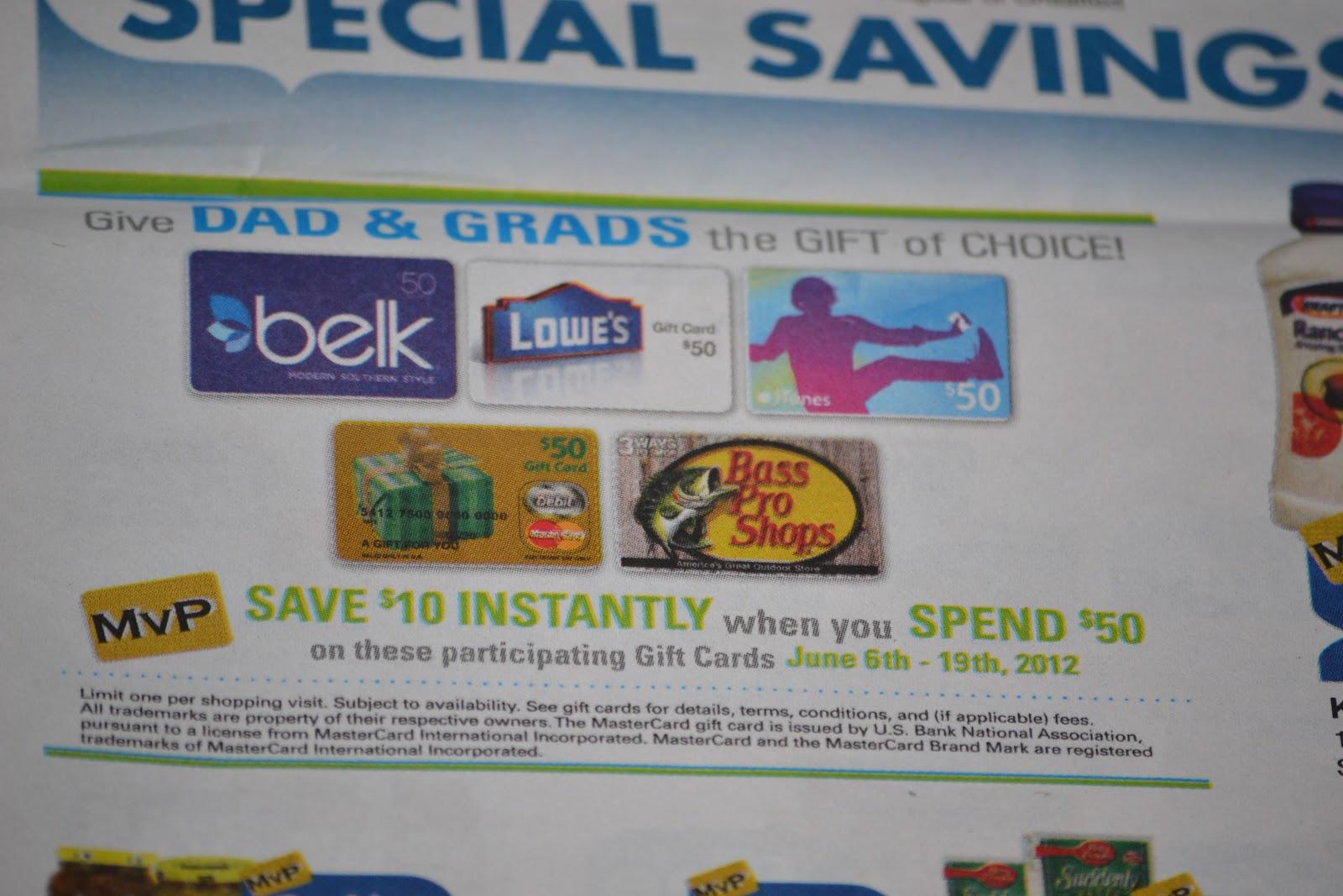 Lowes Foods Lost Rewards Card