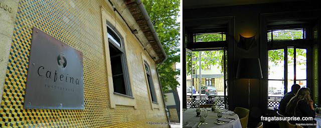 Comer em Portugal - Restaurante Cafeína, Porto
