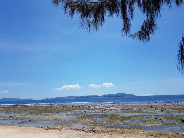 Pantai Paradise Casabaio Likupang Timur