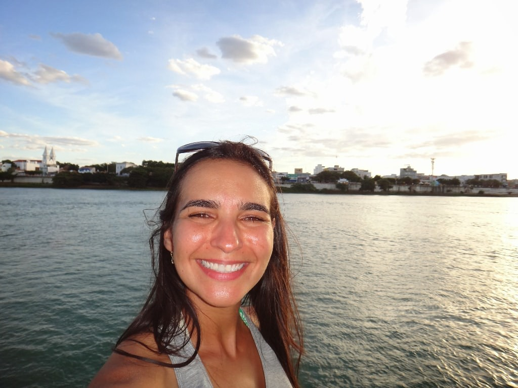 Passeio de barco na Ilha do Maroto