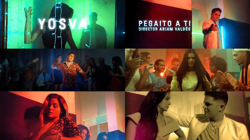 Yosva - ¨Pegaíto a ti¨ - Videoclip - Director: Ariam Valdés. Portal Del Vídeo Clip Cubano