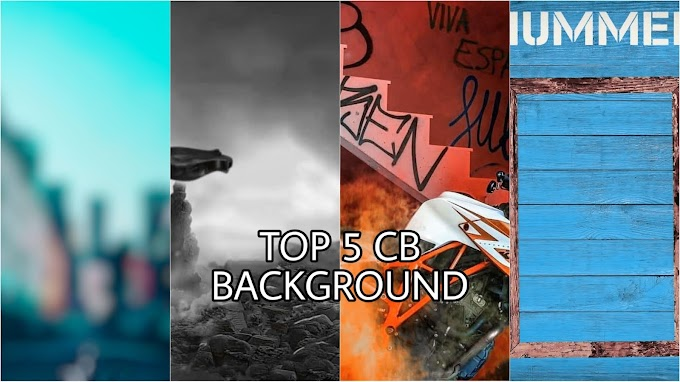 Top 5 Best CB Background  For Picsart
