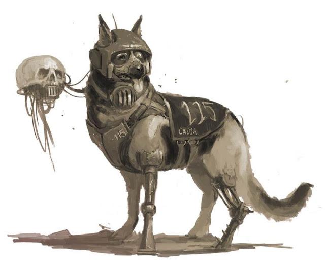 Perros en Kill Team