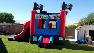 AZ pirate bounce house jumper rentals