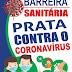 Prata PB irá instalar barreira sanitária para prevenção da Covid19