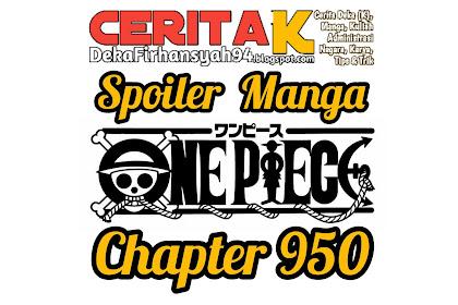 Spoiler Manga One Piece Chapter 950
