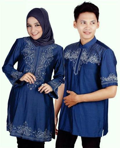 21 Model Baju Muslim Couple Modern Terbaru Informasi Dunia Dalam