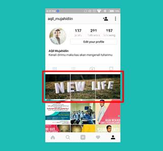 Cara Membuat Foto Instagram Grid Keren Untuk Memikat Followers